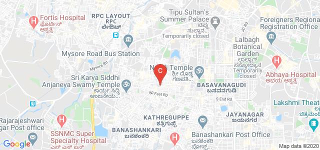 PES Polytechnic, Phase 1, Banashankari Stage I, Banashankari, Bangalore, Karnataka, India