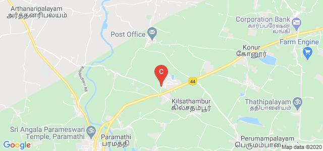 PGP Polytechnic College, Main Road, Namakkal, Tamil Nadu, India