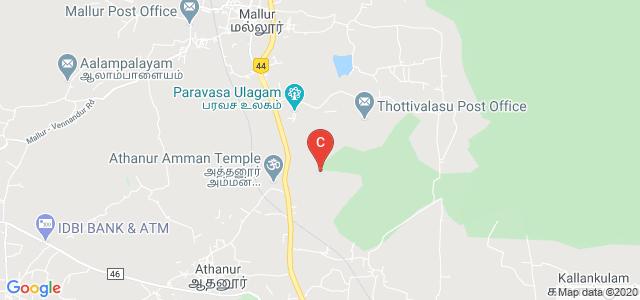 SRG Polytechnic College, Salem - Namakkal Road, Athanur, Tamil Nadu, India