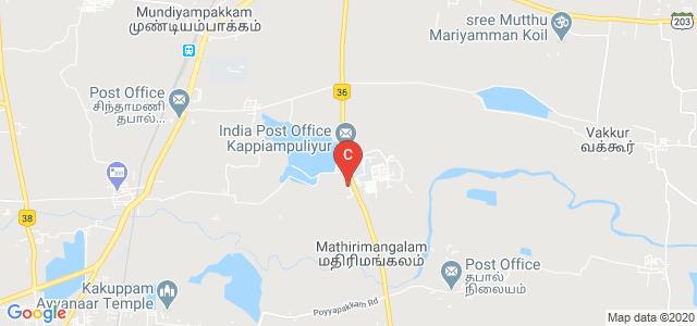 Sri Venkatachalapathy Polytechnic College, NH 45C, Kappiampuliyur, Tamil Nadu, India