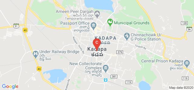 Tayyib Muslim Polytechnic, Kadapa - Pulivendula Hwy, Near Buitup, Tayyib Nagar, Ramarajupalli, Kadapa, Andhra Pradesh, India