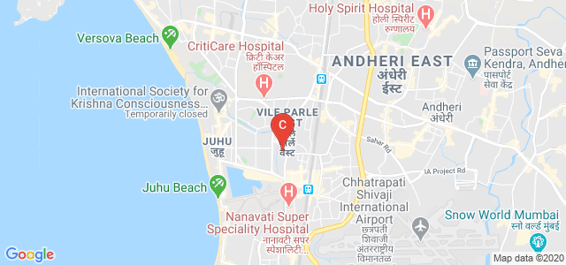 Dwarkadas J. Sanghvi College of Engineering, Bhaktivedanta Swami Road, Opp.Cooper Hospital, Navpada, Suvarna Nagar, Vile Parle West, Mumbai, Maharashtra, India