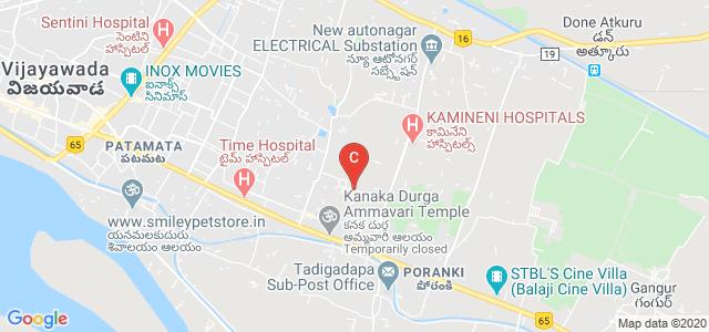 Prasad V. Potluri Siddhartha Institute Of Technology, Chalasani Nagar, Kanuru, Vijayawada, Andhra Pradesh, India