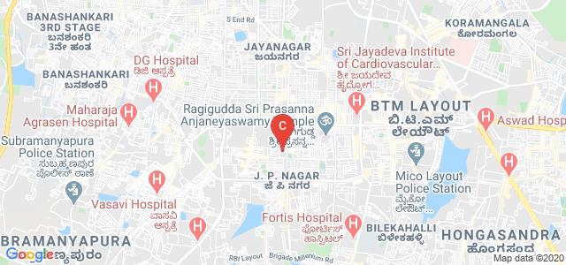 D. A. Pandu Memorial RV Dental College, 24th Main, JP Nagar, ITI Layout, 1st Phase, Bengaluru, Karnataka, India