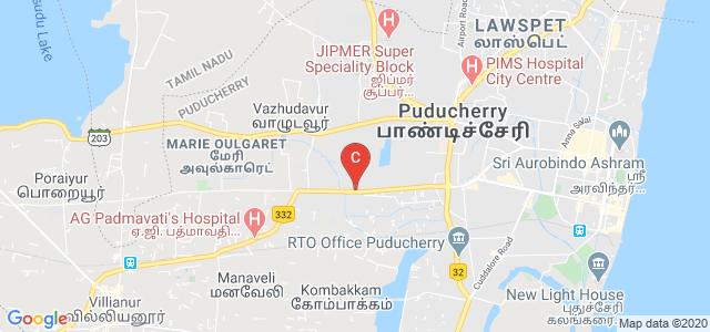 POPE JOHN PAUL II COLLEGE OF EDUCATION, Main Road, Reddiarpalayam, Puducherry, India