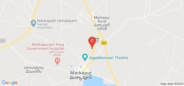 SVKP Arts, Science And Commerce College, Jawahar Nagar Colony, Markapur, Andhra Pradesh, India