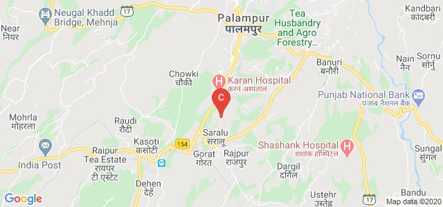 Netaji Subhash College Of Nursing, Palampur, Himachal Pradesh, India