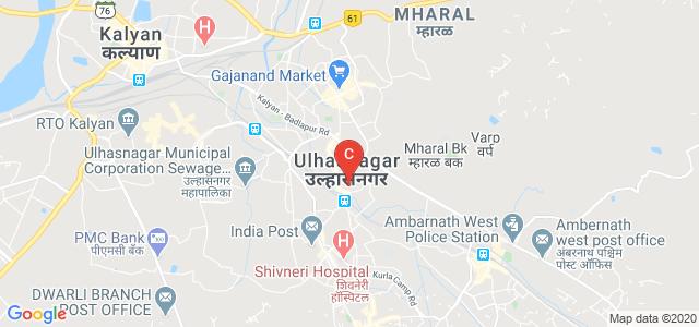 Principal K.M.Kundnani Pharmacy Polytechnic, Yashwant Colony, Ulhasnagar, Maharashtra, India