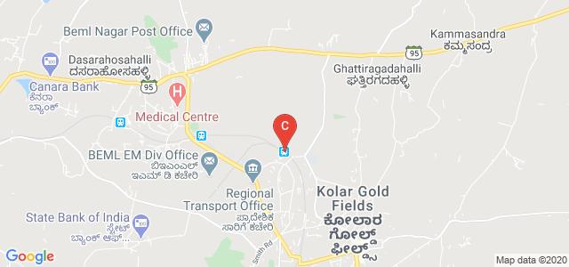 Coromandel, Peddapalli, KGF, Karnataka 563118, India