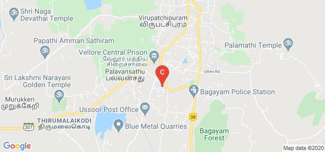 Thanthai periyar E.V.Ramasamy Government Polytechnic, Sivaramapuram, Vellore, Tamil Nadu, India