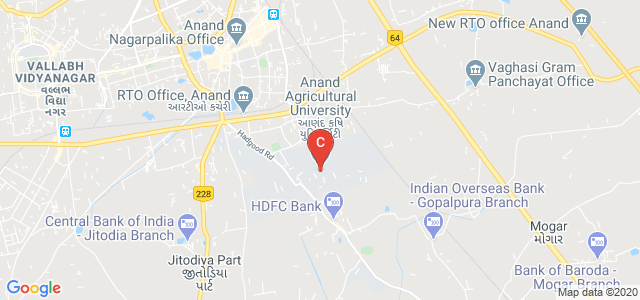 Anand Agricultural University, Anand, Gujarat, India