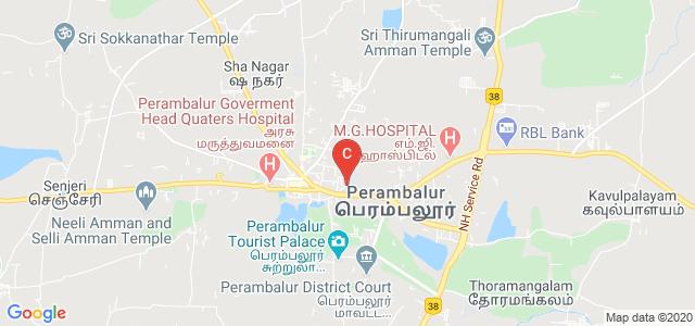 Rover College of Nursing, Sungu Pettai, Perambalur, Tamil Nadu, India