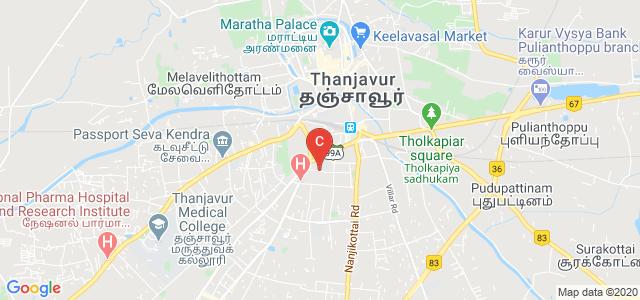 Our Lady of Health School & College of Nursing, Arulananda Nagar Road, Quide Milleth Nagar, Arulananda Nagar West Extension, Thanjavur, Tamil Nadu, India