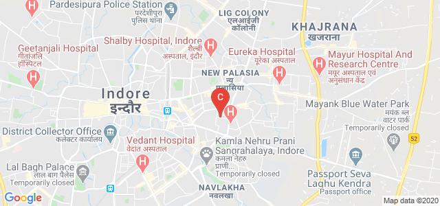 Govt Nursing College, CRP Line, Indore, Madhya Pradesh, India