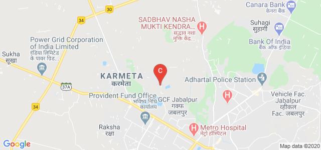Kasoudhan Nagar, Karmeta, Jabalpur, Madhya Pradesh, India