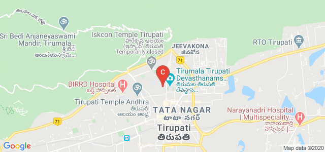S.V. Government Polytechnic - Tirupathi, Kapila Teertham Road, Srinivasa Nagar, Dwaraka Nagar, Tirupati, Andhra Pradesh, India