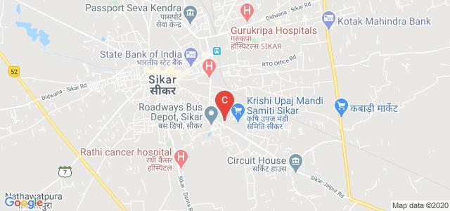 Jaipur Road, Vasant Vihar, Sikar, Rajasthan 332001, India