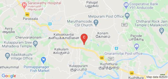 Grace College Of Nursing, Kanyakumari, Kanyakumari, Tamil Nadu, India