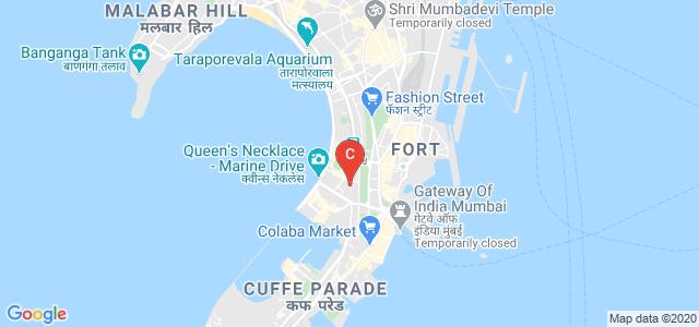 Jamnalal Bajaj Institute of Management Studies, 164, Backbay Reclamation,H.T. Parekh Marg,Churchgate, Churchgate, Mumbai, Maharashtra, India