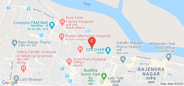 Patna Medical College, Pahalwanghat, Buddha Colony, Patna, Bihar, India