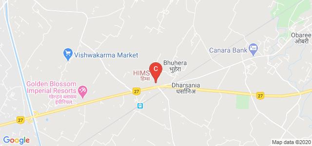 HIMS, Faizabad Road, Safedabad, Muhera, Barabanki, Uttar Pradesh, India