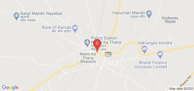 neemkathana, Rajasthan State Highway 13, New Colony, Neem Ka Thana, Sikar, Rajasthan 332713, India