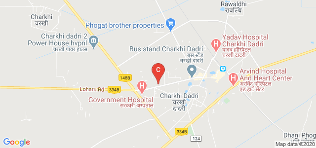 Geeta Niketan Nursing Institution, Loharu Road, Loharu Chowk, Charkhi Dadri, Haryana, India