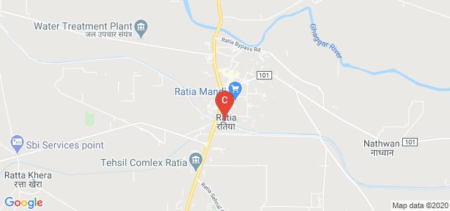 Ratia, Fatehabad, Haryana, India