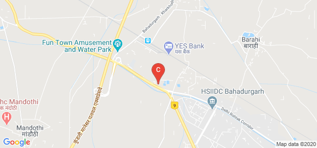 BLS Institute Of Technology Management, Jakhoda, Haryana, India