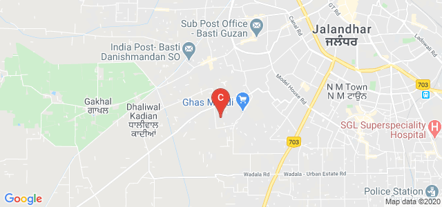 New Dashmesh Nagar, Kostadir, Kanshi Nagar, Jalandhar, Punjab, India