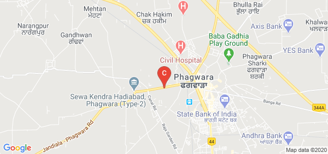 Ramgarhia College of Education, Bhagatpura, Phagwara, Punjab, India