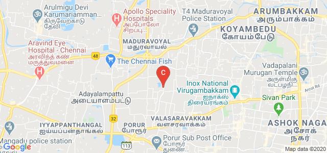THIRU SEVEN HILLS POLYTECHNIC COLLEGE, Alappakkam Main Road, Ganapathi Nagar, Maduravoyal, Chennai, Tamil Nadu, India
