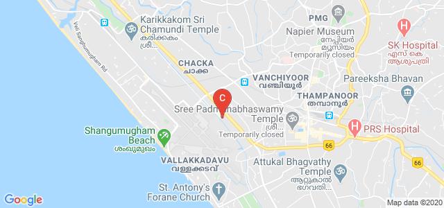 Ananthapuri College of Nursing, Eanchakkal, Thiruvananthapuram, Kerala, India