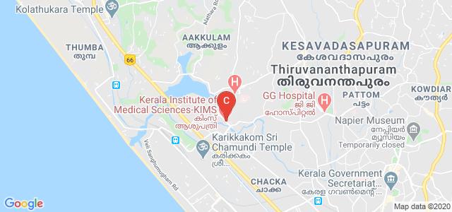 KIMS College of Nursing, Thiruvananthapuram, Kerala, India