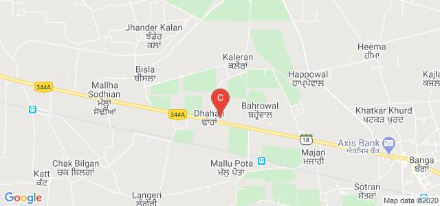 Guru Nanak College Of Nursing Dhahan Kaleran, Dhahan, Punjab, India