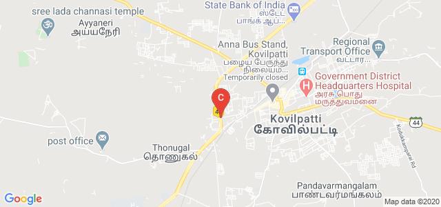 National Engineering College, National Highway 44, Kovilpatti, Tamil Nadu, India
