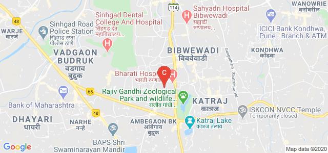 Bharati Vidyapeeth Deemed University, Joshi Wada, Sadashiv Peth, Pune, Maharashtra, India