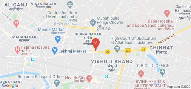 Government Polytechnic, Faizabad Road, Sector 8, Indira Nagar, Lucknow, Uttar Pradesh, India