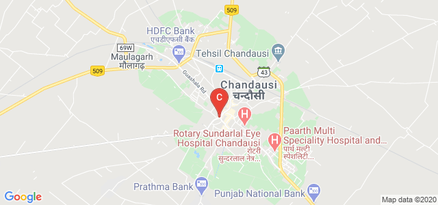 Chandausi, Sambhal, Uttar Pradesh, India