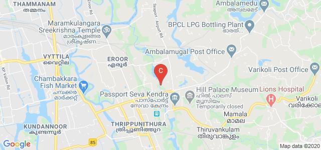 Medical Trust Institute of Medical Sciences, Makaliyam Kavaraparambu Road, BMC Nagar Colony, Irumpanam, Near, Cochin, Kerala, India