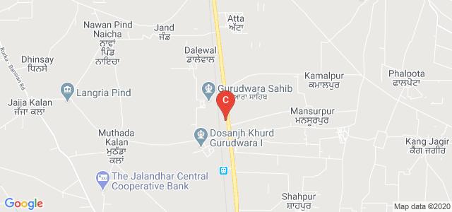 Shree Hanumat IMT, Grand Trunk Road, Goraya, Punjab, India