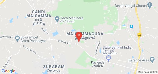 Malla Reddy Engineering College, Maisammaguda, Dullapally, Hyderabad, Telangana, India