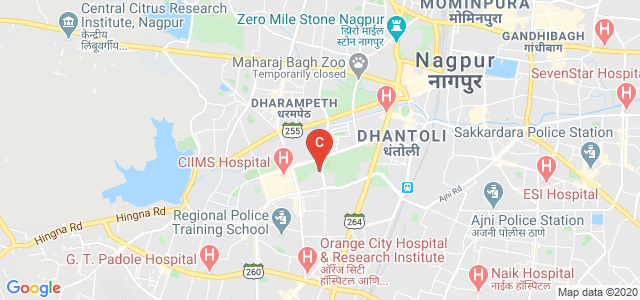 Dr. Ambedkar College, Deekshabhoomi, Nagpur, Maharashtra, India