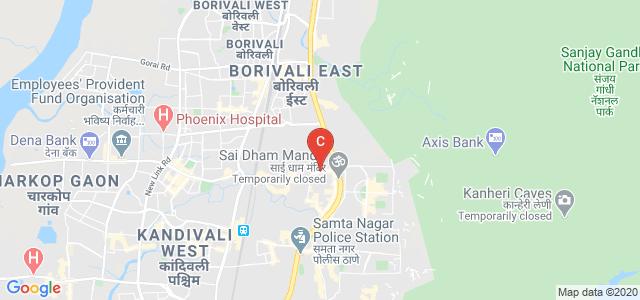 Thakur Polytechnic, West to Western Express Highway, Asha Nagar, Kandivli (E), Mumbai, Maharashtra, India