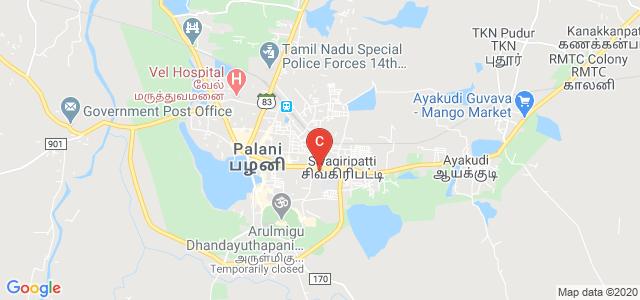 Arulmigu Palaniandavar Polytechnic College, South Anna Nagar, Palani, Tamil Nadu, India