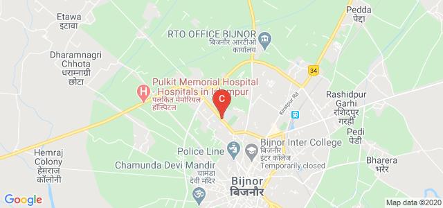 Government Polytechnic Bijnor, Civil Lines, Bijnor, Uttar Pradesh, India