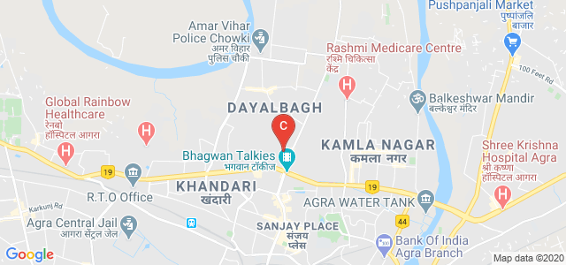 Cbs College Of Polytechnic, Dayal Bagh Road, Super Market, Nagla Padi, Agra, Uttar Pradesh, India