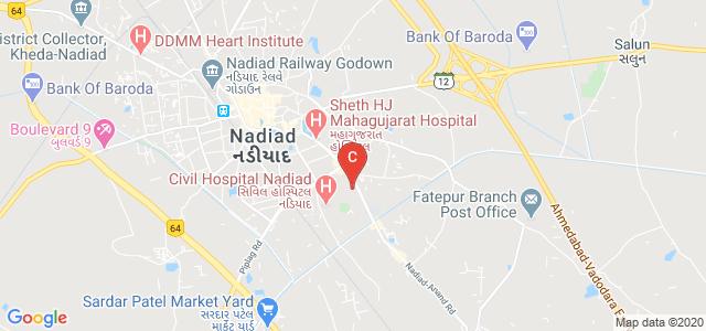 J S Ayurved Mahavidyalay, College Road, Nalanda Nagar, Yogiraj Society, Nadiad, Gujarat, India