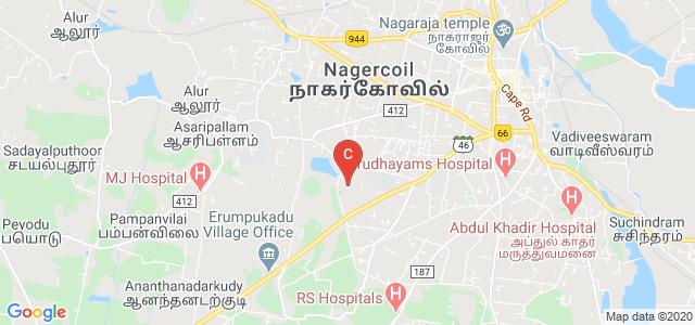 Vivekananda College Road, Agasteeswaram, Tamil Nadu, India