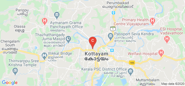 The Baker College For Women, Chungam, Kottayam, Kerala, India